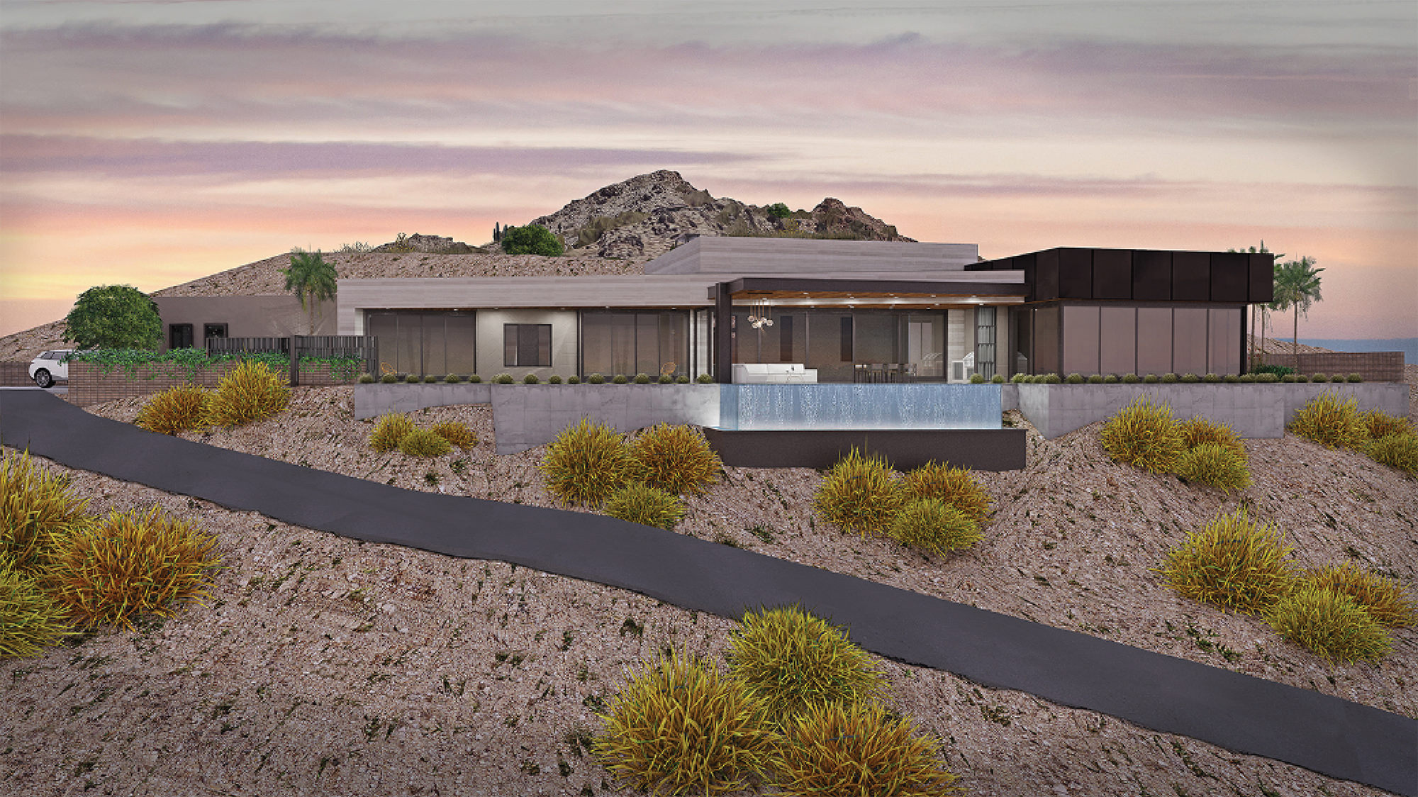 Luxury Home Construction Scottsdale Aspect Fine Homes